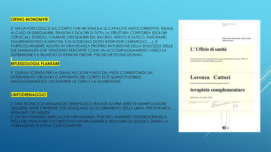lorenza cattori